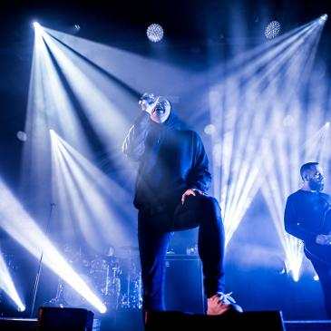 ARCHITECTS - Berlin - Columbiahalle (26.01.2018)