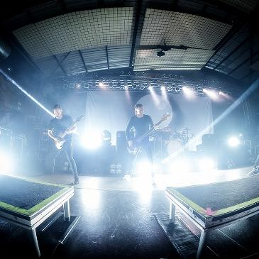 ARCHITECTS - STUTTGART - LKA LONGHORN (28.10.2016)