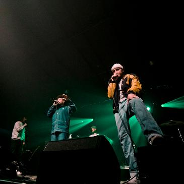 ASTROID BOYS - München - Tonhalle (12.12.2017)