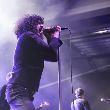 AT THE DRIVE-IN - Hamburg - Sporthalle (02.03.2018)