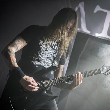 AT THE GATES – MÜNCHEN – TONHALLE (11.01.2019)