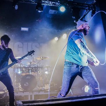 AUGUST BURNS RED - Berlin - Columbia Theater (23.11.2018)