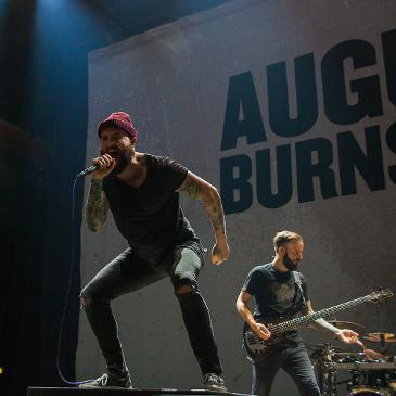 AUGUST BURNS RED - München - Zenith (16.03.2018)
