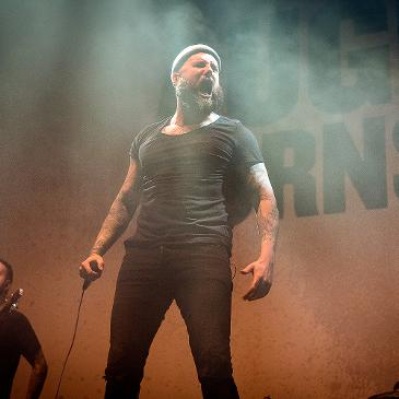 AUGUST BURNS RED – STUTTGART – SCHLEYERHALLE (17.03.2018)