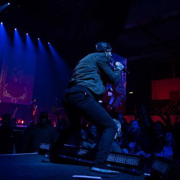 AVENGED SEVENFOLD - Hamburg - Sporthalle (13.02.2017)