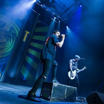 A DAY TO REMEMBER - Berlin - Max-Schmeling-Halle (29.06.2017)