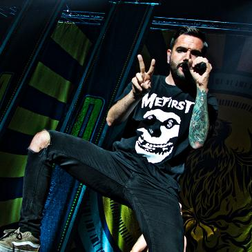 A DAY TO REMEMBER - München - Olympiahalle (16.06.2017)
