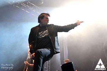 Adept - Impericon Festival - Leipzig - Agra (02.05.2015)