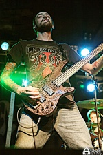 After The Burial - Berlin - Columbia Club (29.10.2009)