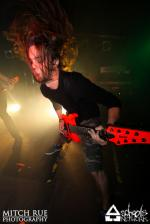 After The Burial - Trier - Exhaus (18.06.2011)