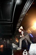 Against Your Society - Antwerpen (B) - Trix (17.02.2010)