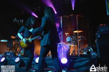 Anathema - Resonance Tour -Stuttgart - LKA Longhorn (11.04.2015)
