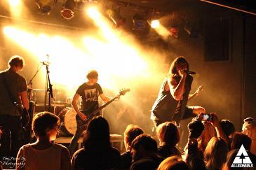 Annisokay - Dresden -  Scheune (15.10.2015)