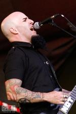 Anthrax - Serengeti Festival (27.06.2009)