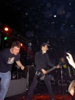 Anti-Flag - Hannover - Faust (22.01.2006)