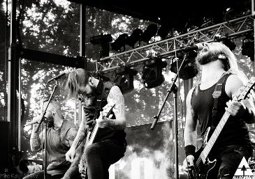 Any Given Day - Karlsruhe - Das Fest (25.07.2015)