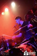 Arcane Roots - Leipzig - Hellraiser (07.02.2015)