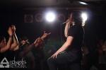 As Blood Runs Black - Karlsruhe - Substage (19.11.2009)