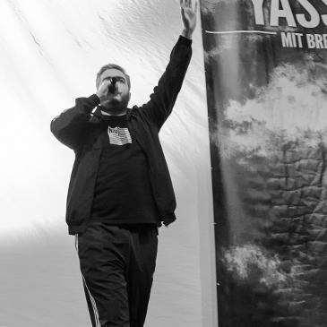 Audio88 & Yassin - Hurra die Welt geht unter! - Köln - Palladium (15.11.2015)
