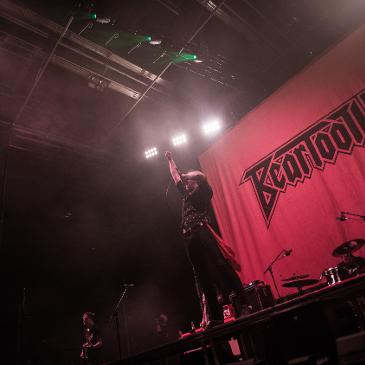 BEARTOOTH - Hamburg - Sporthalle (08.02.2019)