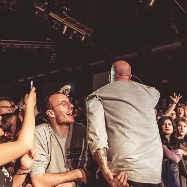 BEING AS AN OCEAN - NEVER SAY DIE! TOUR - STUTTGART - LKA LONGHORN (26.11.2015)