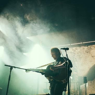 BEN HOWARD - Köln - Palladium (30.11.2018)