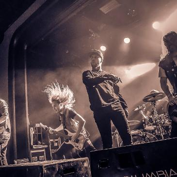BETRAYING THE MARTYRS - Berlin - Columbia Theater (23.11.2018)