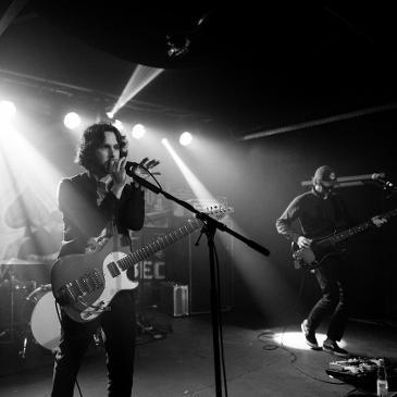 BLACK FOXXES - Hamburg - headCRASH (13.04.2018)