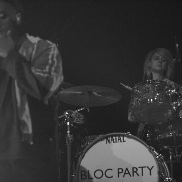 BLOC PARTY - KÖLN - LIVE MUSIC HALL (28.11.2015)