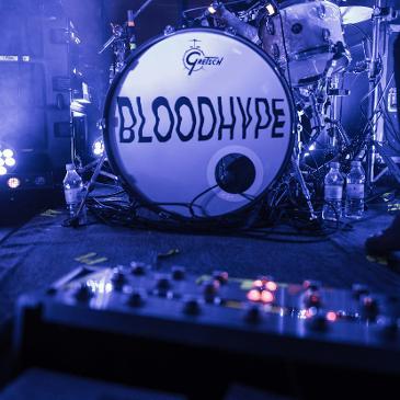 BLOODHYPE - Hamburg - Molotow SkyBar (26.01.2019)