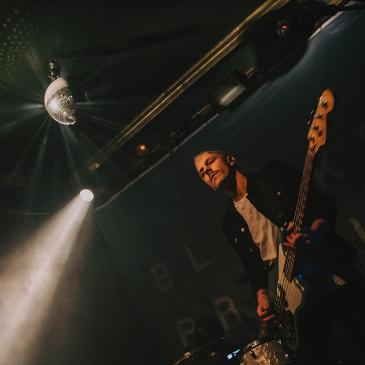 BLOODHYPE - Leipzig - Naumanns (14.11.2018)