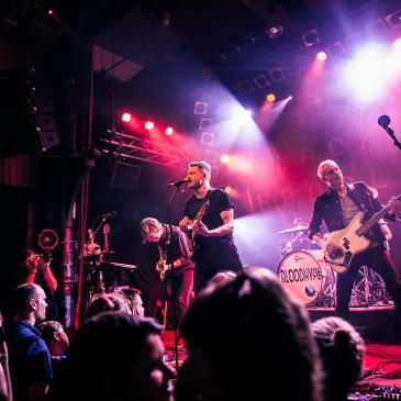 BLOODYHYPE - Hamburg - Knust (12.11.2018)