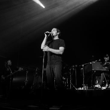 BOSSE - Köln - Palladium (25.11.2016)