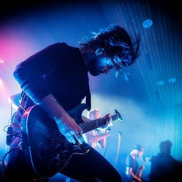 BREAKDOWN OF SANITY - COEXISTENCE EUROPEAN TOUR - STUTTGART - JUGENDHAUS HALLSCHLAG (15.10.2016)
