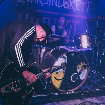BRETT - Leipzig - Bandhaus (20.11.2018)