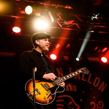 BRIAN FALLON & THE HOWLING WEATHER - Berlin - Astra Kulturhaus