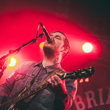 BRIAN FALLON & THE HOWLING WEATHER - Köln - Live Music Hall (28.02.2018)