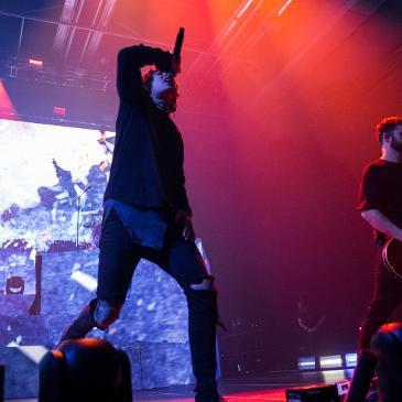 BRING ME THE HORIZON - Hamburg - Sporthalle (16.11.2016)