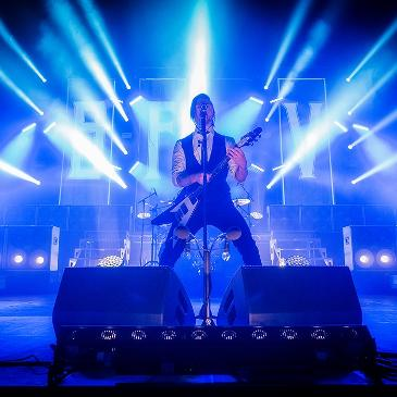 BULLET FOR MY VALENTINE – LUDWIGSBURG – MHP ARENA (15.11.2016)