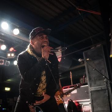BURN - PERSISTENCE TOUR - MÜNCHEN - BACKSTAGE (25.01.2017)