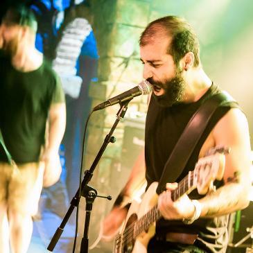 BURY TOMORROW - Bremen - Tower Musikclub (03.08.2016)
