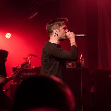 BURY TOMORROW - Hamburg - Markthalle (20.10.2016)