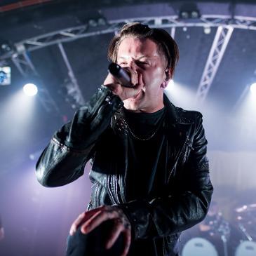 BURY TOMORROW - Hamburg - Markthalle (25.11.2018)