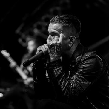 BURY TOMORROW - Hamburg - Markthalle (26.06.2018)