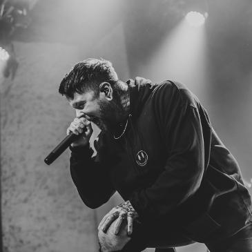 BURY TOMORROW - Nürnberg - Z-Bau (06.12.2019)