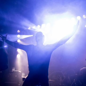 BURY TOMORROW - Progression Tour - Hamburg - Knust (30.04.2016)