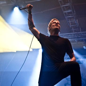 BURY TOMORROW / Impericon Festival - Leipzig -Agra (23.04.2016)