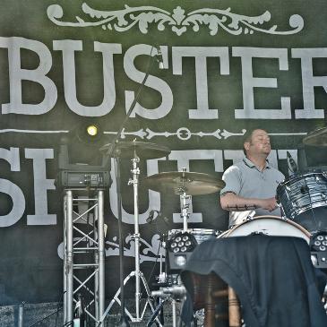 BUSTER SHUFFLE - DIE FESTUNG ROCKT - Kronach (28.05.2016)