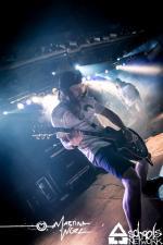 Backtrack - München - Backstage (24.04.2014)