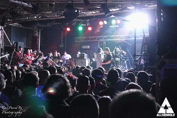 Bane - WarmUp Impericon Festival - Leipzig - Conne Island (01.05.2015)